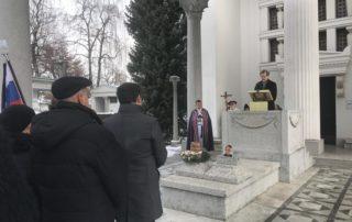 pogreb dr. Ocvirka